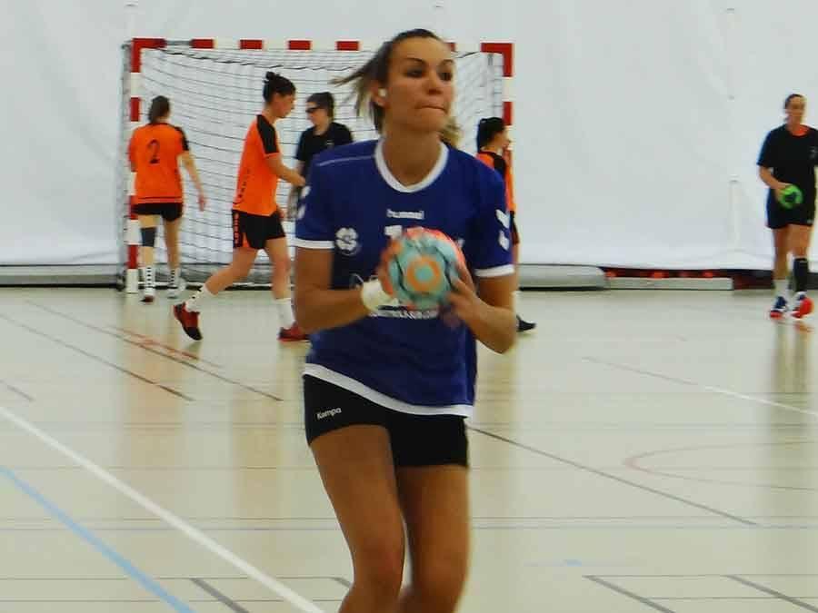 Manon Barbier a inscrit 12 buts