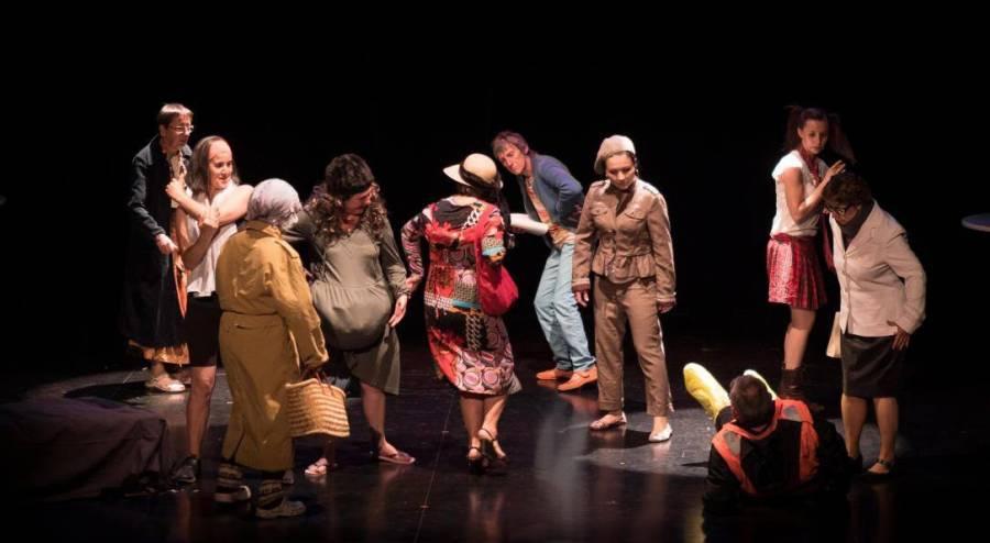 Yssingeaux : les ateliers théâtre de la Puce qui trotte se donnent en spectacle dimanche