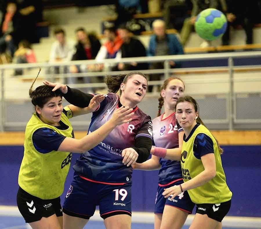 Handball : Saint-Germain/Blavozy totalement asphyxié