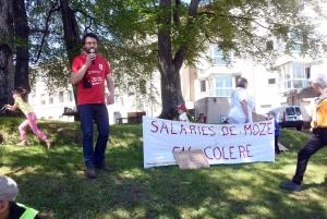 Saint-Agrève : une série de préavis de grève en juin à l'hôpital de Moze