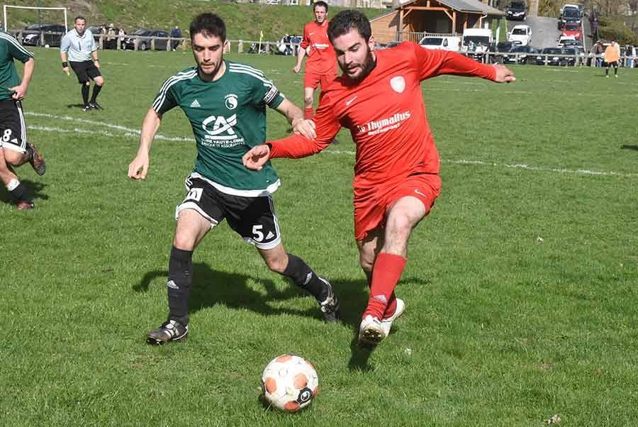 Foot : Tence, si près si loin de la qualification contre Loudes