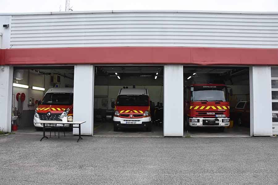 Nouvelle caserne de pompiers de Monistrol-sur-Loire : pas la même urgence pour tout le monde