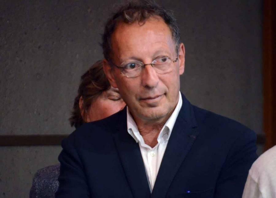 Jean-Paul Hirsch, ami de l'éditeur et directeur de la communication de P.O.L..