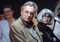Le peintre Gérard Garouste et son épouse Elisabeth, designer, étaient présents pour le lancement des 24 heures du livre.