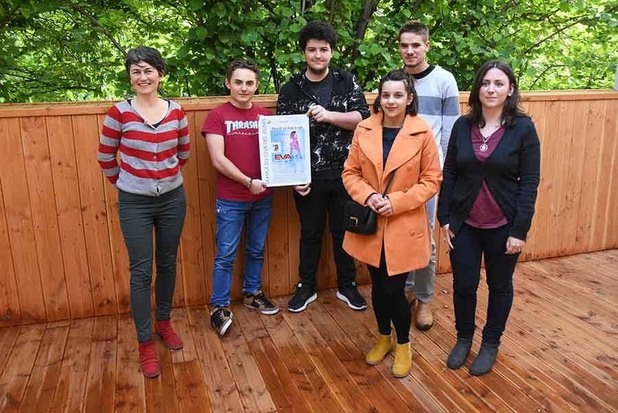Monistrol-sur-Loire : quatre jeunes participent à la programmation du cinéma