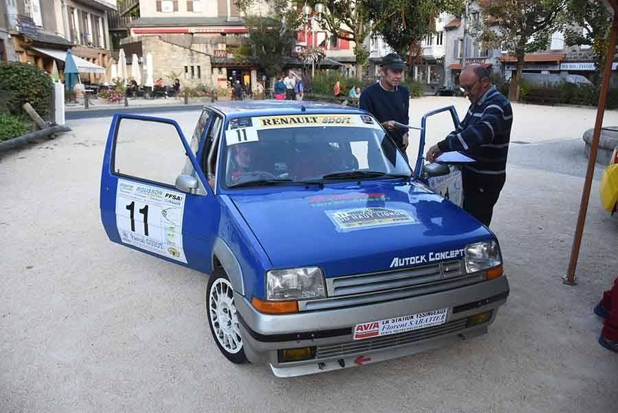 Rallye du Haut-Lignon : les moteurs sont chauds