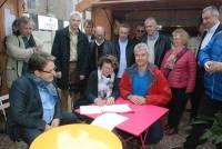 La Région a signé un partenariat avec l'association organisatrice de la foire. A la clé, 3000 euros et l'engagement d'être présente avec un stand en 2018.