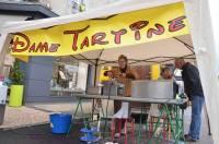 Dame Tartine propose des plateaux repas sur la place Foch.
