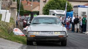 Course de côte : Geoffrey Schatz pied lourd à Dunières