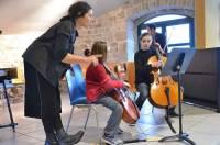 L'école de musique ouvre ses portes à Tence.