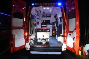 Yssingeaux : une perte de contrôle lors d'un dépassement fait trois blessés
