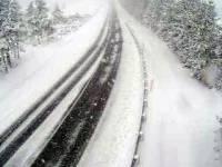 Entre 5 et 15 cm de neige attendus samedi, les camions interdits au Sud de la Haute-Loire