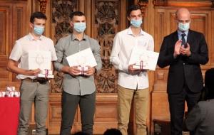 Monistrol-sur-Loire : Etienne Redon premier prix en plasturgie au Concours général des métiers