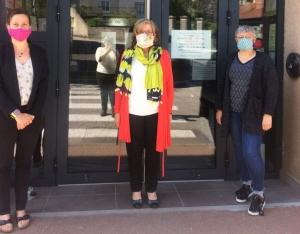 Saint-Didier-en-Velay : des masques vont être distribués la semaine du 11 au 17 mai