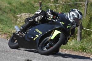 Moto : Jean-Luc David récidive sur la course de côte de Marlhes