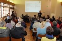 Bas-en-Basset : ils sont venus partager leur opposition au projet d'éoliennes
