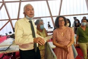 Retournac : Patricia Goudard détrône Pierre Astor à la mairie
