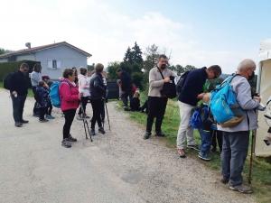 La Chapelle-d'Aurec : plus de 600 randonneurs pour le retour de la Marche des marronniers