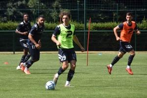 Chambon-sur-Lignon : les footballeurs de Clermont en préparation sur les bords du Lignon