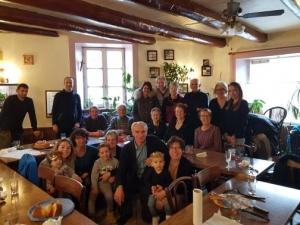 Rosières : le quartier de La Ferrande en fête