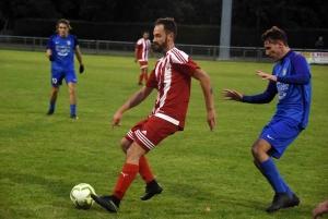 Foot : Retournac arrache le match nul à Brives-Charensac