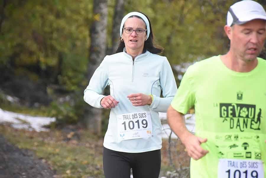 Trail des Sucs : les 12 km duo