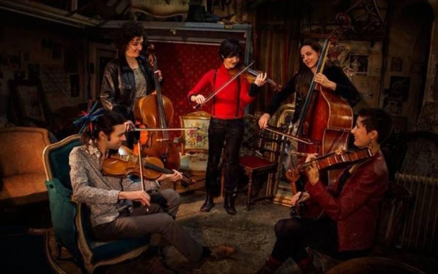Sainte-Sigolène : de la musique des Balkans samedi après-midi à la médiathèque