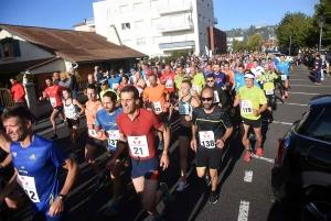 Course à pied : les 10 km de Chadrac en photos