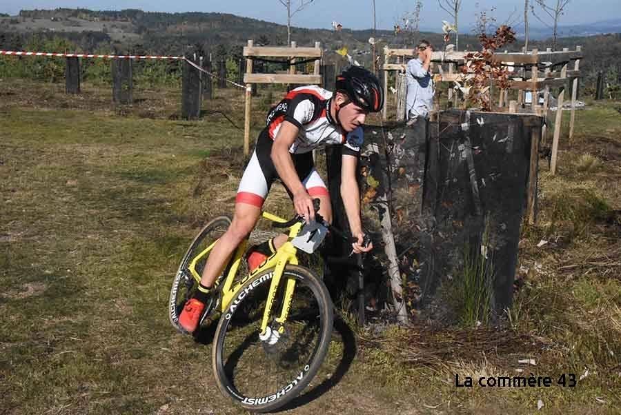 Cyclisme : les spécialistes du cyclo-cross samedi au Mazet-Saint-Voy