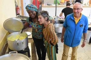 Yssingeaux : le Bénin, Madagascar et le Maroc à l'honneur de la fête africaine