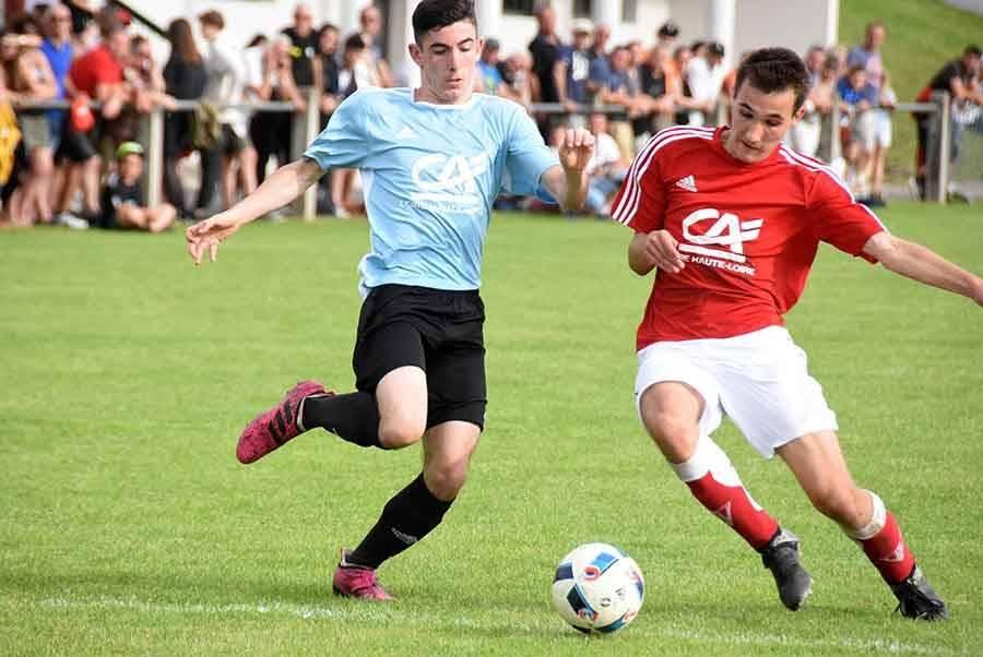 Foot : les photos de la finale U18 entre Monistrol et le Puy Foot