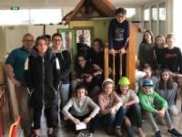 Tence : des artisans messagers présentent les métiers du bâtiment