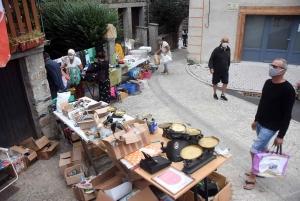 80 exposants ce 15 août au vide-greniers de Chamalières-sur-Loire