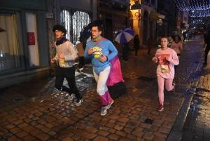 Puy-en-Velay : 900 coureurs déguisés pour la 3e Corrida