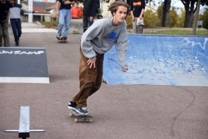 Monistrol-sur-Loire : c'était la fête du skate sur le parvis de la Capitelle