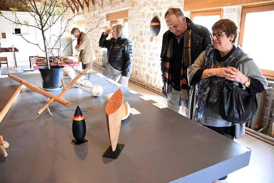Biennale Off du design : Bois+, une expo à ne pas louper au Parc Cévenol au Chambon-sur-Lignon