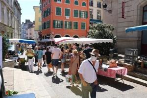 Puy-en-Velay : le masque imposé sur les marchés en plein air à partir de samedi