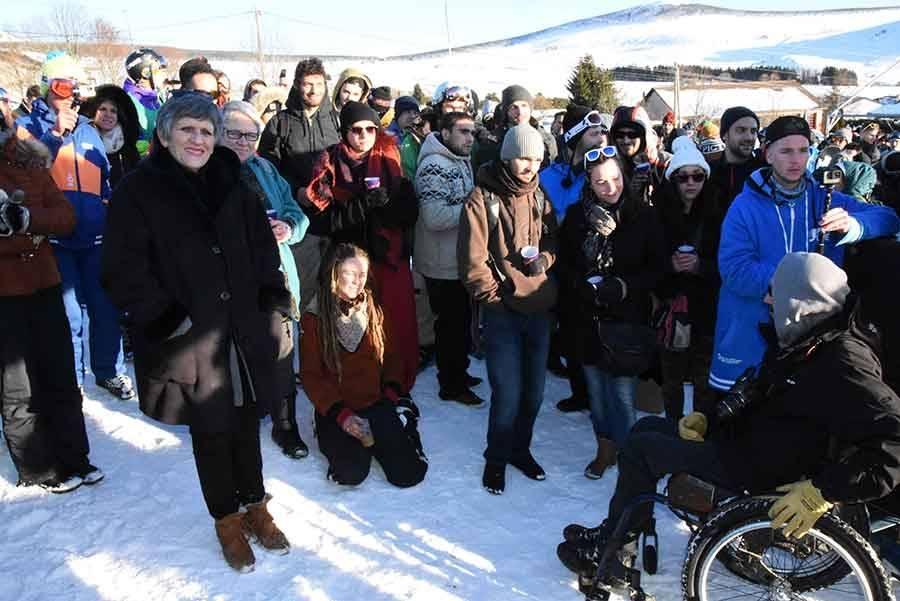 Ski : le Trophée Jean-Blanc des Estables en images