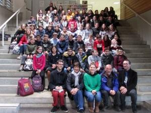 Saint-Didier-en-Velay : un Noël solidaire pour des 5e du collège Roger-Ruel