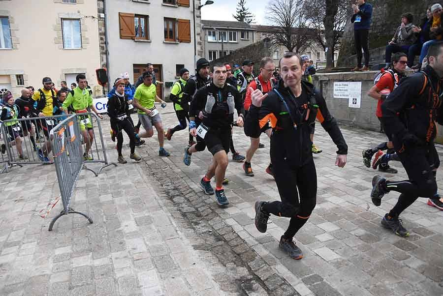 Monistrol-sur-Loire : 500 coureurs ont relevé le Défi vellave (photos)