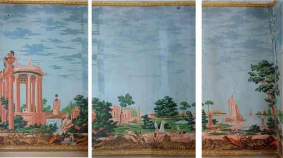 Bas-en-Basset : la Fondation Michelin soutient la restauration d'une tapisserie rare