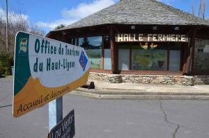 Le Mazet-Saint-Voy : pourquoi la halle fermière est fermée depuis une semaine