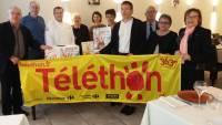 Téléthon Haute-Loire : les gagnants de la tombola des Toques d'Auvergne