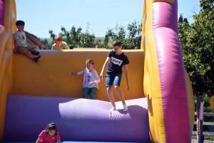 Monistrol-sur-Loire : l'accueil de loisirs du Beauvoir transformé en parc d'attractions