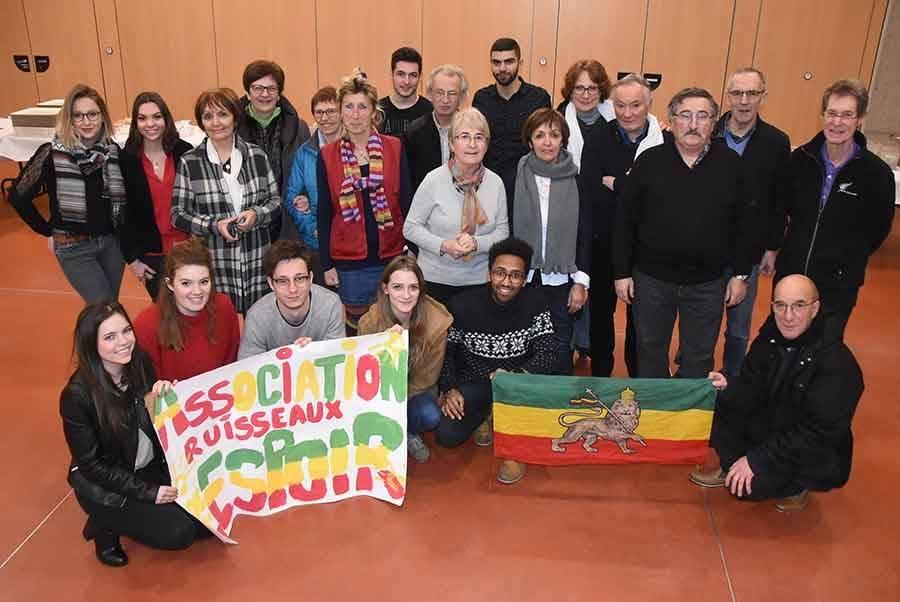 Monistrol-sur-Loire : mission accomplie pour la soirée éthiopienne