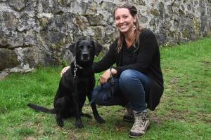 Chenereilles : Laetitia Boulet est devenue éducatrice et comportementaliste canin