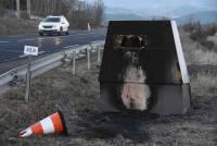 Yssingeaux : le radar de la RN88 incendié à son tour