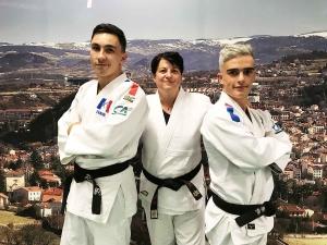 Jujitsu : les Ponots Rémi Boulamoy et Pierre Guinant sélectionnés pour les championnats d'Europe