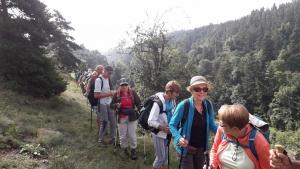 Bas-en-Basset : deux niveaux de randonnée avec Grignotte Collines