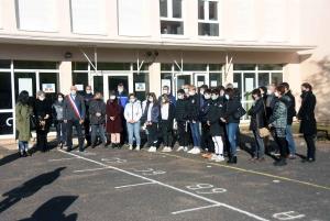 Saint-Julien-Chapteuil : une minute de silence observée lundi matin au collège Jules-Romains